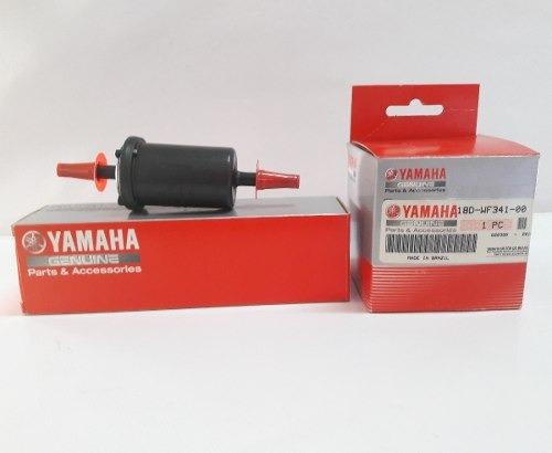 Kit Caixa De Direção + Filtro De Combustivel Fazer150 Yamaha