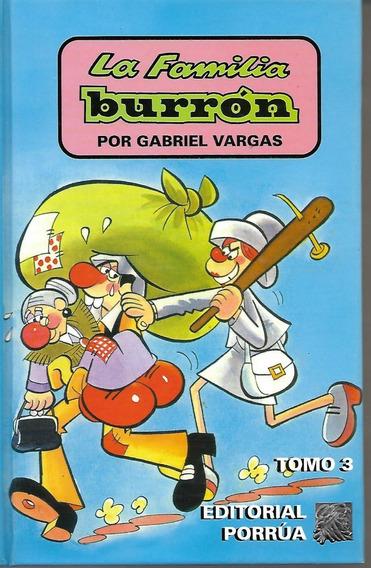 La Familia Burrón Tomo 3 - Vargas [lea]