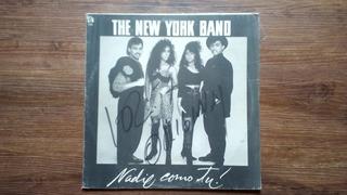 The New York Band, Nadie Como Tu , Lp Vinyl - 1990
