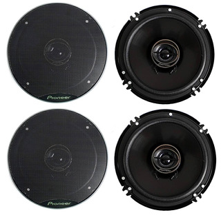 Pioneer Ts G1645r 2 Vías 6 1 2 500 Vatios Car Audio Co...