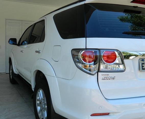 Toyota Sw4 Diesek 2012, Toda Revisada