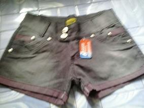 Shorts Jeans Variados Lote Com 8 Unidades, Individual Sai 15