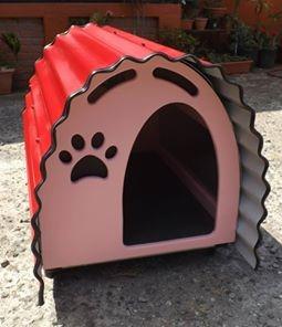 Casa Para Mascota Para Exterior