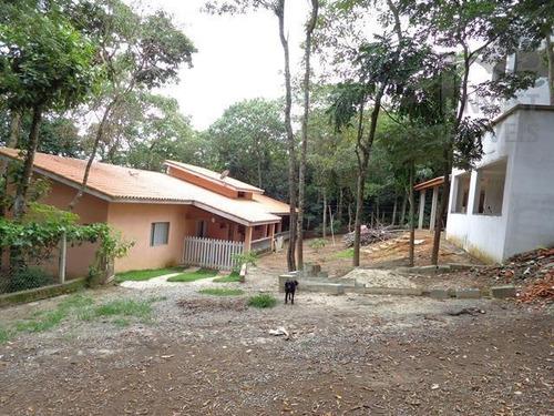 Cód 3070 - Belíssima Chácara Em Bairro No De São Roque. - 3070