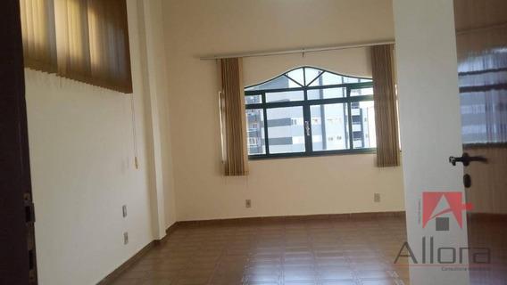 Salão Para Alugar, 280 M² Por R$ 3.800/mês - Centro - Bragança Paulista/sp - Sl0058