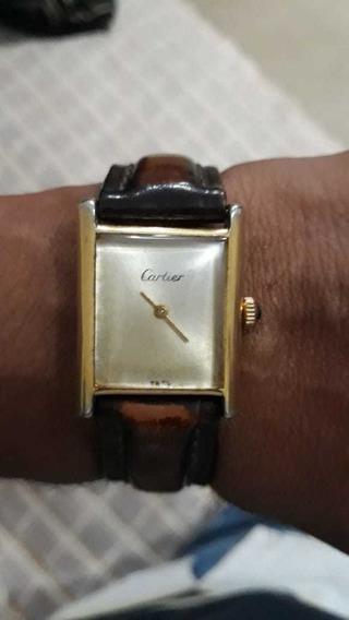 Relogio Cartier Antigo