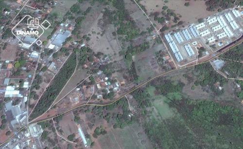 Área À Venda Recanto Das Palmeiras - Ribeirão Preto/sp - Ar0014