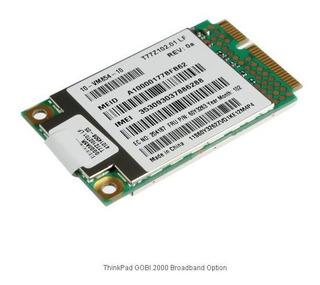 Thinkpad Lenovo Gobi 2000
