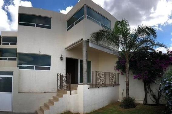 Casa En Renta En Balcones De Las Palmas, 4 Rec., 4.5 Baños