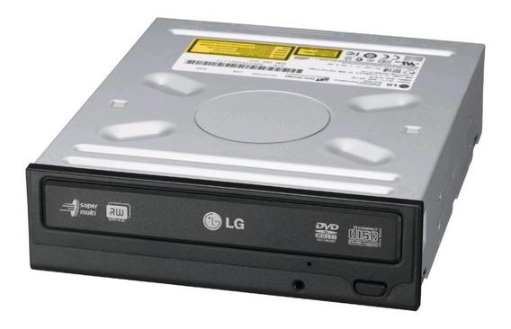 Gravador Dvd Lg Sata + Cabo Sata Dados + Cabo Sata Power Nfe