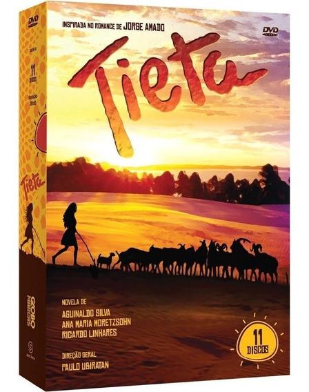 Box Novela Tieta Com 11 Dvds