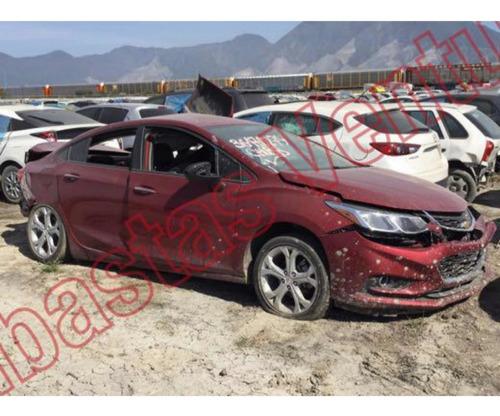 Desarmo Chevrolet Cruze Ls 2017