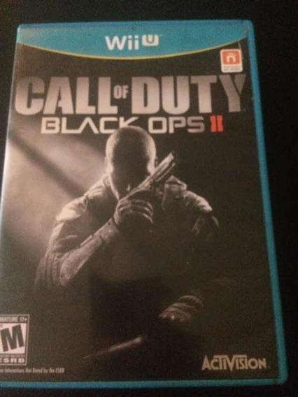Call Of Duty Wii U E Outros (leia O Anúncio)