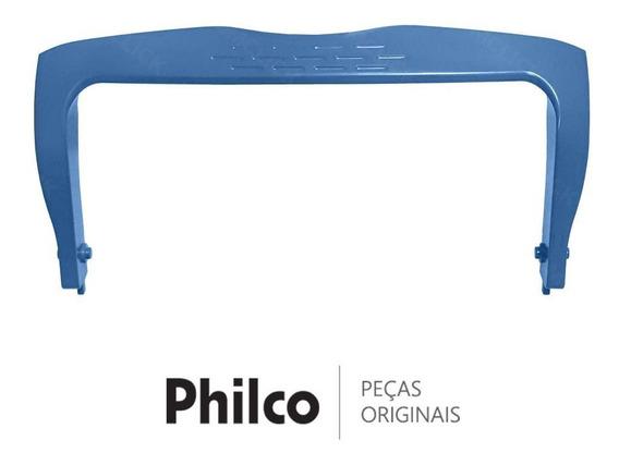 Alça De Transporte Verde Água P/ Som Portátil Philco Orig.