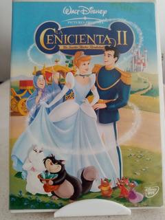 Cenicienta Ii - Un Sueño Hecho Realidad Dvd Walt Disney