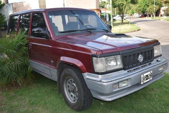 Ssanyong Korando Family 2.9 Motor Daewo 4x4 Diesel