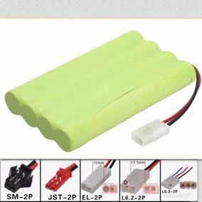Bateria Para Carrinho 9,6 V 1500 Mah