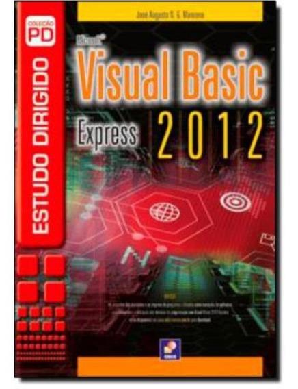 Estudo Dirigido De Microsoft Visual Basic 2012 Express