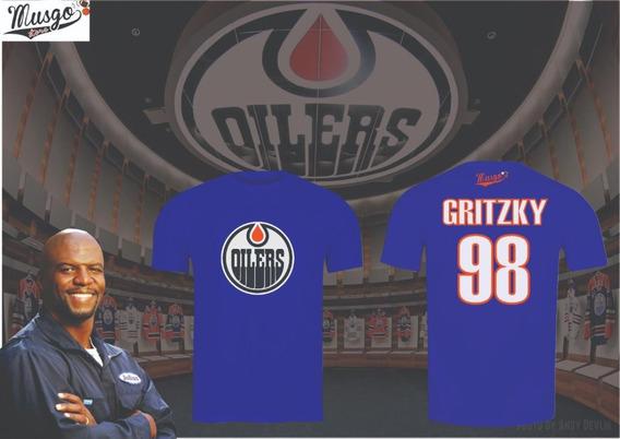 Camisa Hockey Série Todo Mundo Odeia O Cris Wayne Gritzky