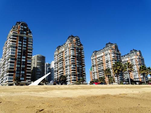 Imagen 1 de 15 de Frente A La Playa / Viña Del Mar / Verano 2022