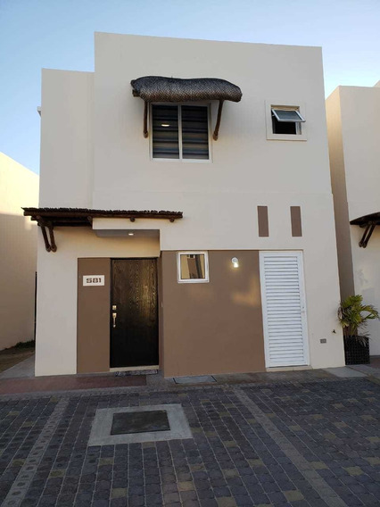 Casa Cebtolla Plus En Nuevo Altata | Punta Esmeralda