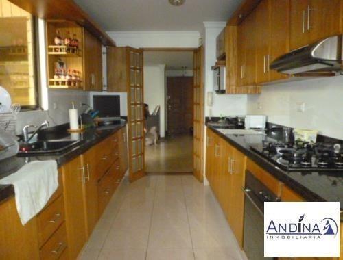 Apartamento En Venta Poblado 984-41