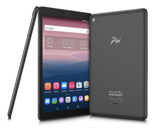Tablet Alcatel Pixi 3 3g Quadcore 8gb 1gb Pant 8 Gris Nnet