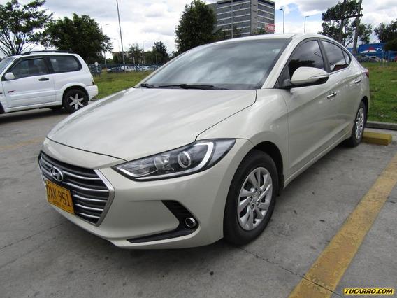 Hyundai Elantra Lt