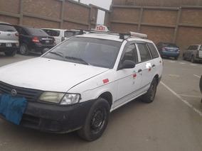Nissan Ad Van 2005 Dual Gnv,mecanico,$5400.cel:992028925