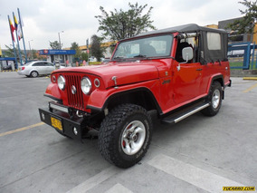 Jeep Willys Comando