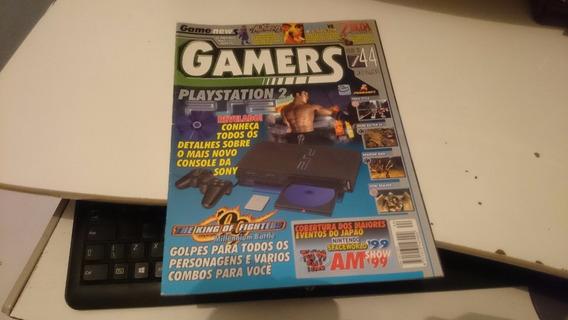 Revista Gamers 44 Impecável