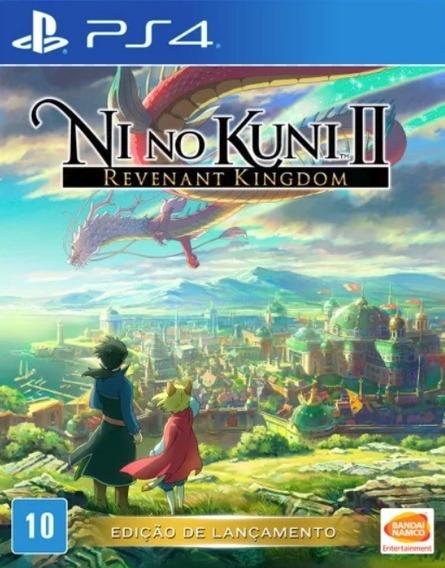 Ni No Kuni 2 - Revenant Kingdom - Ps4