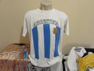 Camisa Da Argentina Importada