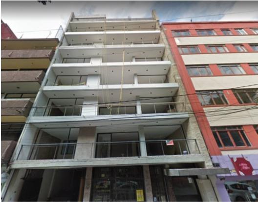 ¡gran Oportunidad! Edificio En Hipodromo De La Condesa