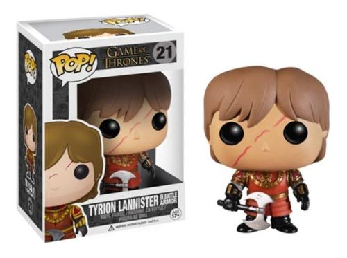 Funko Pop! Game Of Thrones Tyrion Battle Axe