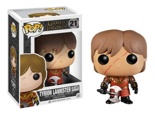 Funko Pop! Game Of Thrones Tyrion Battle Axe