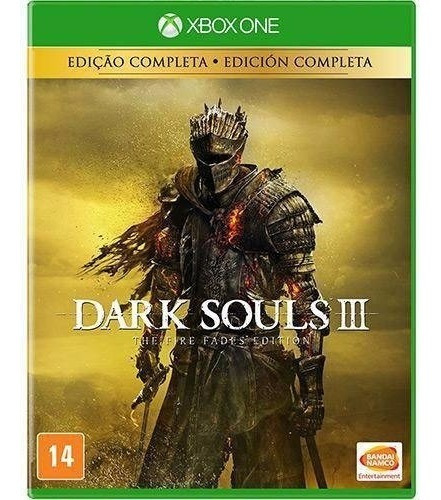 Jogo Dark Souls Iii : The Fire Fades Edition - Xbox One