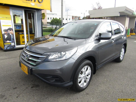Honda Cr-v City 2wd Lx At 2400cc