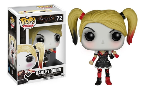 Funko Pop Harley Quinn 72 Batman Arkham Night Coleccionable