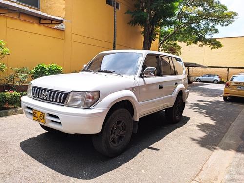Toyota Prado 2007 3.4 Vx