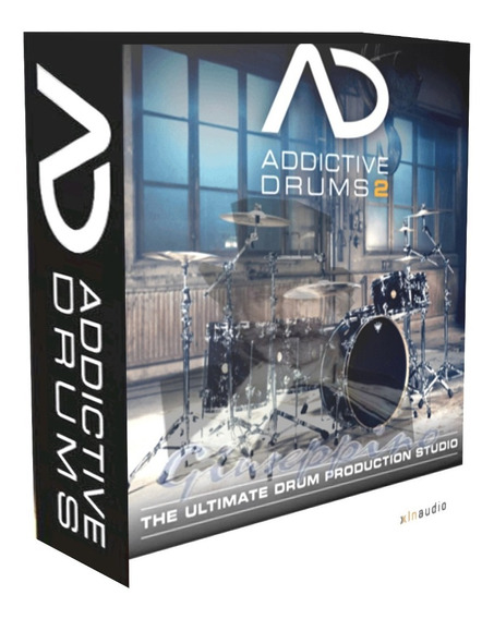 Addictive Drums 2 2019+ Expans 32/64 Vst Aax Win Online!