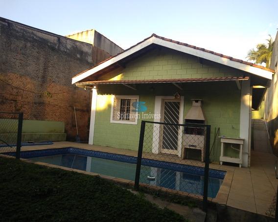Ótima Casa Em Atibaia Para Locação Em Atibaia - Ca01362 - 32457221