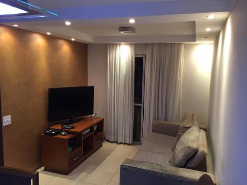 Imagem 1 de 11 de Apartamento Com 2 Dormitórios À Venda, 74 M² Por R$ 424.000,00 - Vila Mazzei - São Paulo/sp - Ap5558v