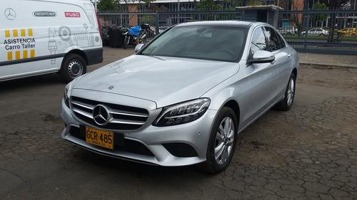 Mercedes-benz Clase C 1.6 Avantgarde