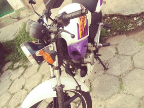 Moto 200 Cilindrada Honda Estrada 200