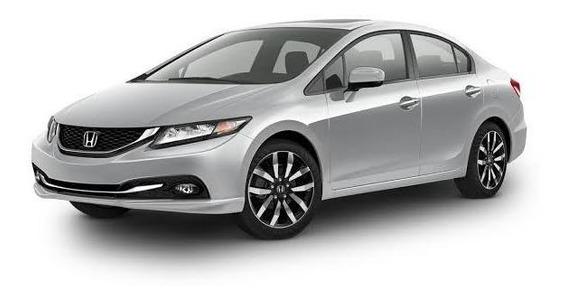 Manual De Serviços Honda Civic 2012 _2016