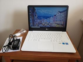 Notebook Lg Ultra Slim 14u360 Branco 14 Usado