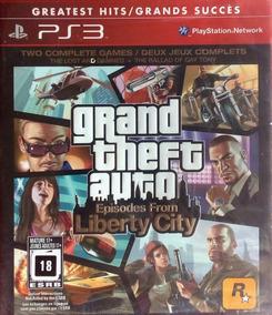 Gta Grand Theft Auto Episodes From Liberty City Lacrado