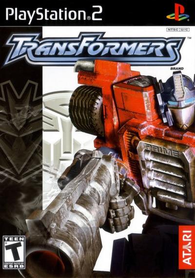 Transformers - Playstation 2 (frete Único)