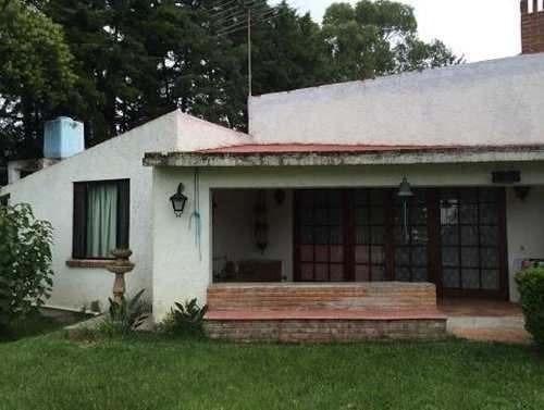 Casa De Campo En San Miguel Nepantla Cuna De Sor Juana Inés